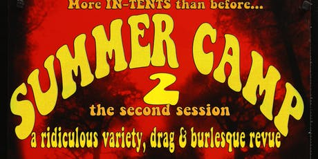 Summer Camp-Bible Camp! tickets
