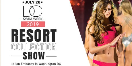 DC Swim Week 2019 Resort Collection Show tickets