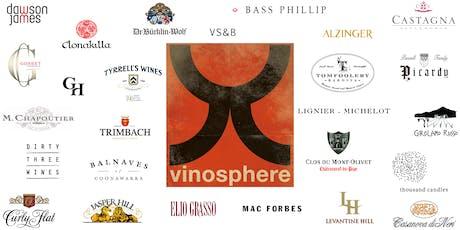 Vinosphere Sydney 2019 tickets