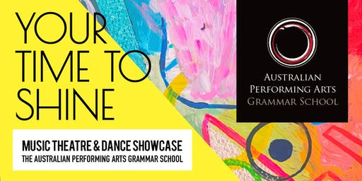 APGS Musical Theatre and Dance Showcase
