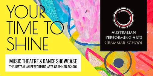 APGS Musical Theatre and Dance Showcase