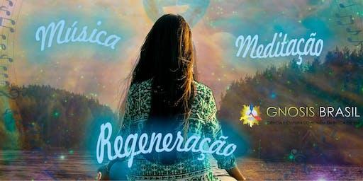 Meditação, Mantras e Prana (Unidade Santana)