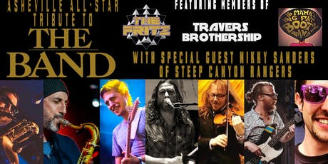 4th of July | AVL All Star Tribute to The Band | Asheville Music Hall tickets