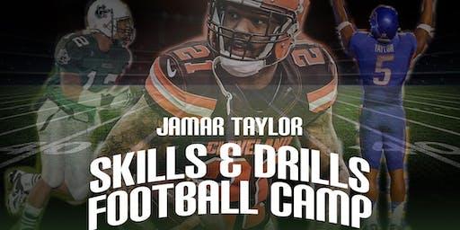 Jamar Taylor Skills and Drills Camp 2019