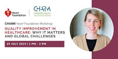CHARM Heart Foundation Workshop