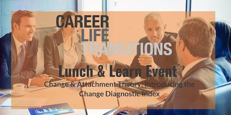 Change & Attachment Theory: Introducing the Change Diagnostic Index tickets