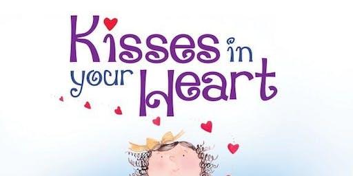 "Children's Book Launch: ""Kisses In Your Heart"""