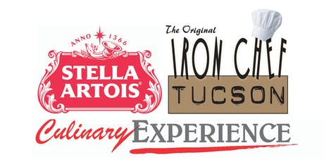 Culinary Experience & Iron Chef Tucson Competition tickets