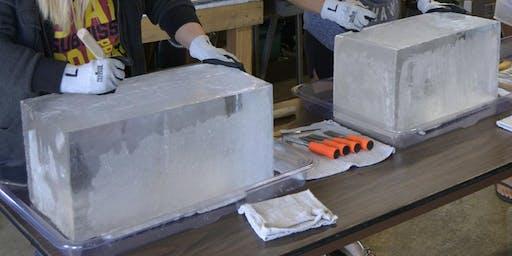 Ice Carving Workshop