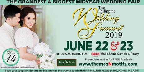 The Philippine Wedding Summit (2019) tickets