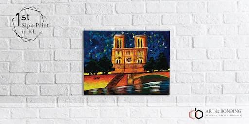Sip & Paint Night : Notre-Dame de Paris