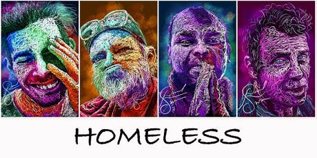 Homeless: An Exhibition for Change tickets