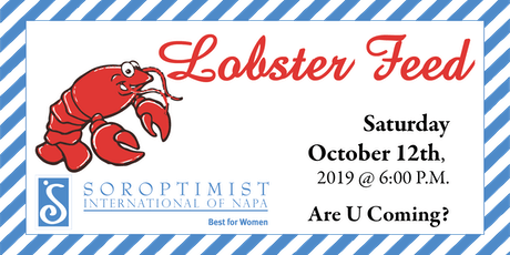 SIN Lobster Feed Fundraiser for Women & Girls in Need  tickets