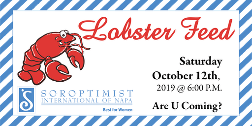 SIN Lobster Feed Fundraiser for Women & Girls in Need