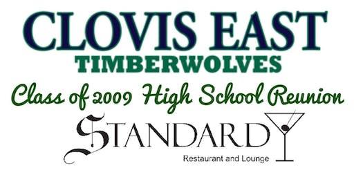 Clovis East Class of 09 Reunion