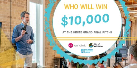 IGNITE Grand Final Pitch tickets