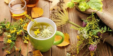 Wellbeing with herbs tickets
