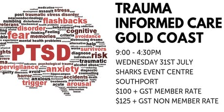 Trauma Informed Care GOLD COAST tickets