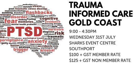 Trauma Informed Care GOLD COAST