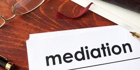 UWA's 1 Week Intensive NMAS Mediation Accreditation Training Course tickets