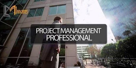 PMP® Certification Training in Seattle on Oct 21st - 24th, 2019 tickets