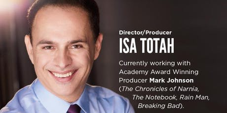 FREE ACTING CLASS given by award-winning Film Director Isa Totah tickets