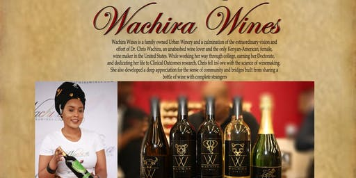 WACHIRA WINES - FATHER'S DAY FAMILY GATHERING, TASTING, & WINE PICK-UP PARTY