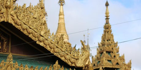 All the world's problems: rethinking Burma in the 21st century tickets