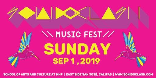 4th Annual Sonido Clash Music Fest