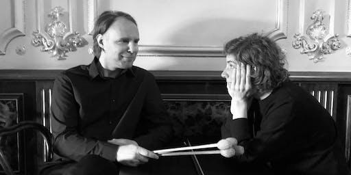 Mirjam Pfeiffer och Olle Petterson från Kungliga Operans Hovkapell - Mälsåkers Slott