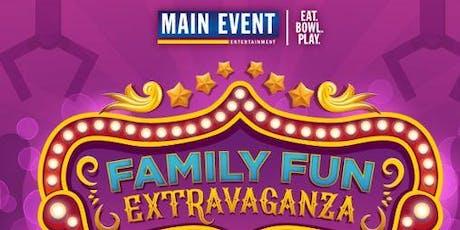 Family FUN Extravaganza! tickets
