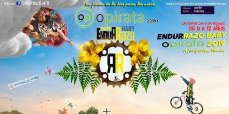 ENDURRAZO BABY 2019  entradas