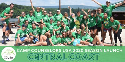 Central Coast Camp Counselors USA 2020 Season Launch
