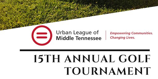15th Annual Urban League of Middle Tennessee Golf Tournament