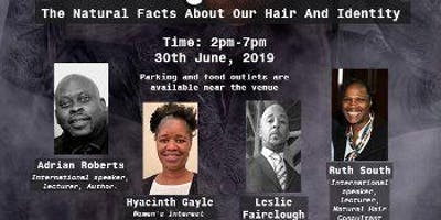 Lifting The Veil - The Natural Facts About Our Hair And Identity