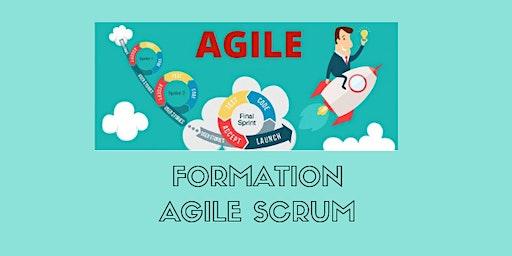 Formation : Agile Scrum - [ FEVRIER 2020]