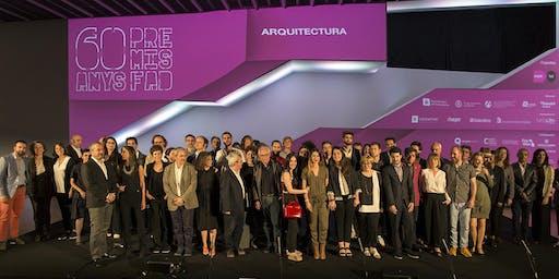 Lliurament i festa dels Premis FAD 2019  i dels XXXI Premis Habitàcola