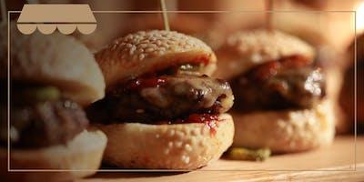 Kochkurs Burger