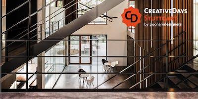 CreativeDays Stuttgart 2019 | OPEN ATELIER | blocher partners