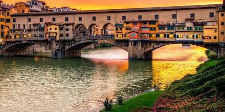 Free Tour Florence -Otra Florencia al Atardecer tickets