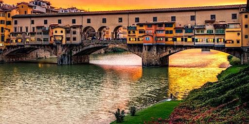 Free Tour La Otra Florencia parte 3 (Florencia al atardecer)