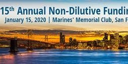 15th Annual Non-Dilutive Funding Summit