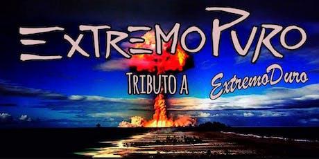 Extremopuro, el mejor tributo a Extremoduro en PAMPLONA entradas