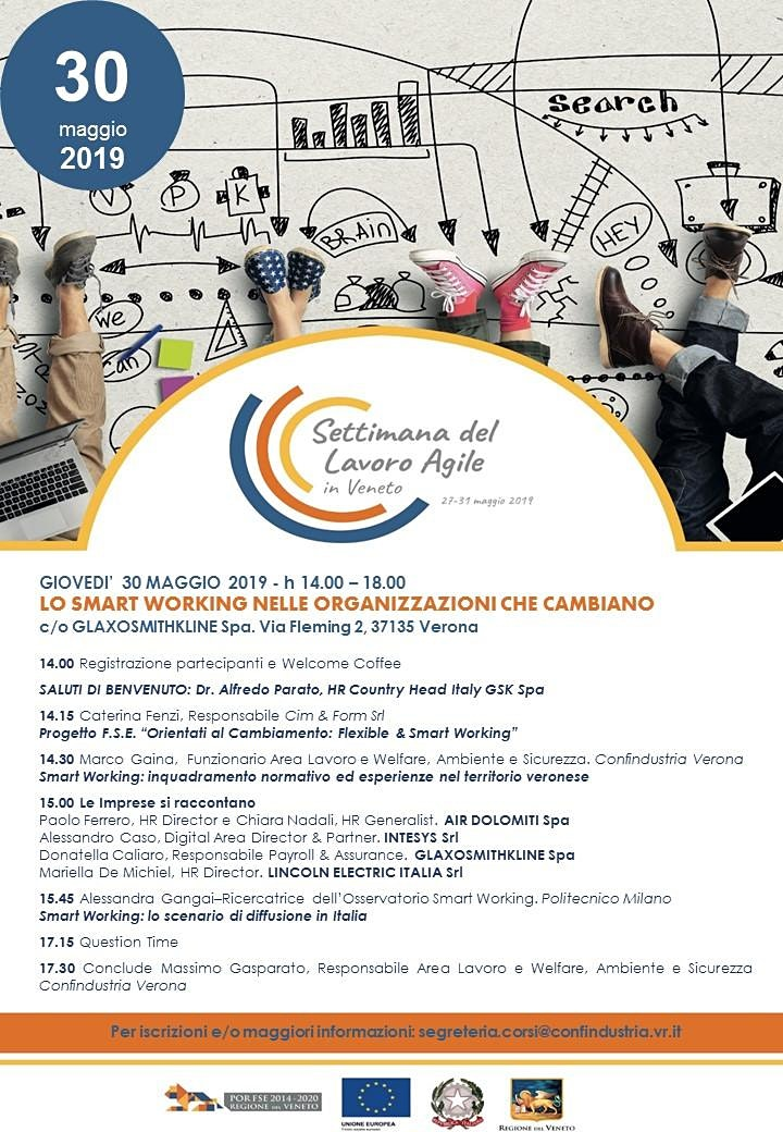 Immagine Workshop gratuito - Smart working