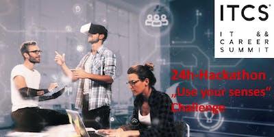 """24h-Hackathon """"Use Your Senses"""""""