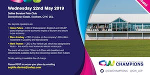 Coventry and Warwickshire Champions Event, 22nd May