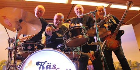 KÄS änd ROLL live im Stellwerk³ in Schelklingen! Tickets