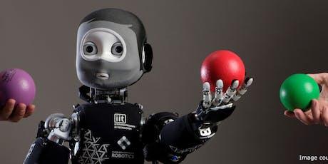 Heriot-Watt University Robotics Lab Open Day 2019 tickets