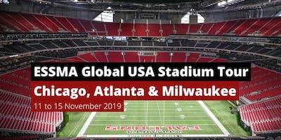 ESSMA Global USA Stadium Tour 2019