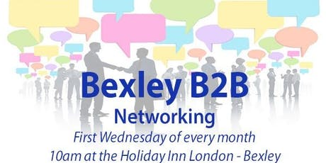 B2B Bexley - July tickets